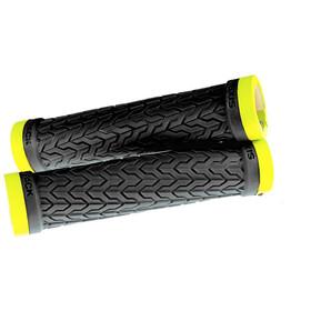 Sixpack S-Trix Chwyty rowerowe - gripy, żółty